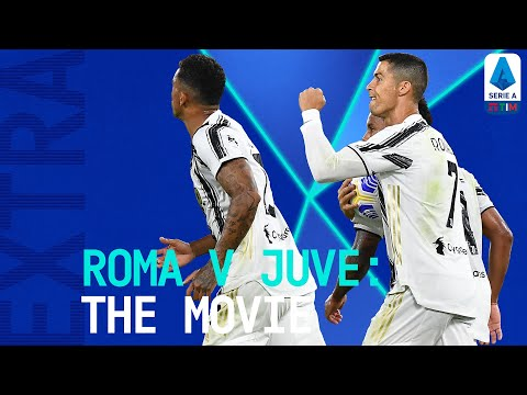 Ronaldo & the Champions battle back! | Roma 2-2 Juventus: The Movie | Serie A TIM Extra