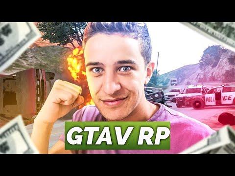 GRAND RETOUR SUR GTA RP | 600 Joueurs connectés!
