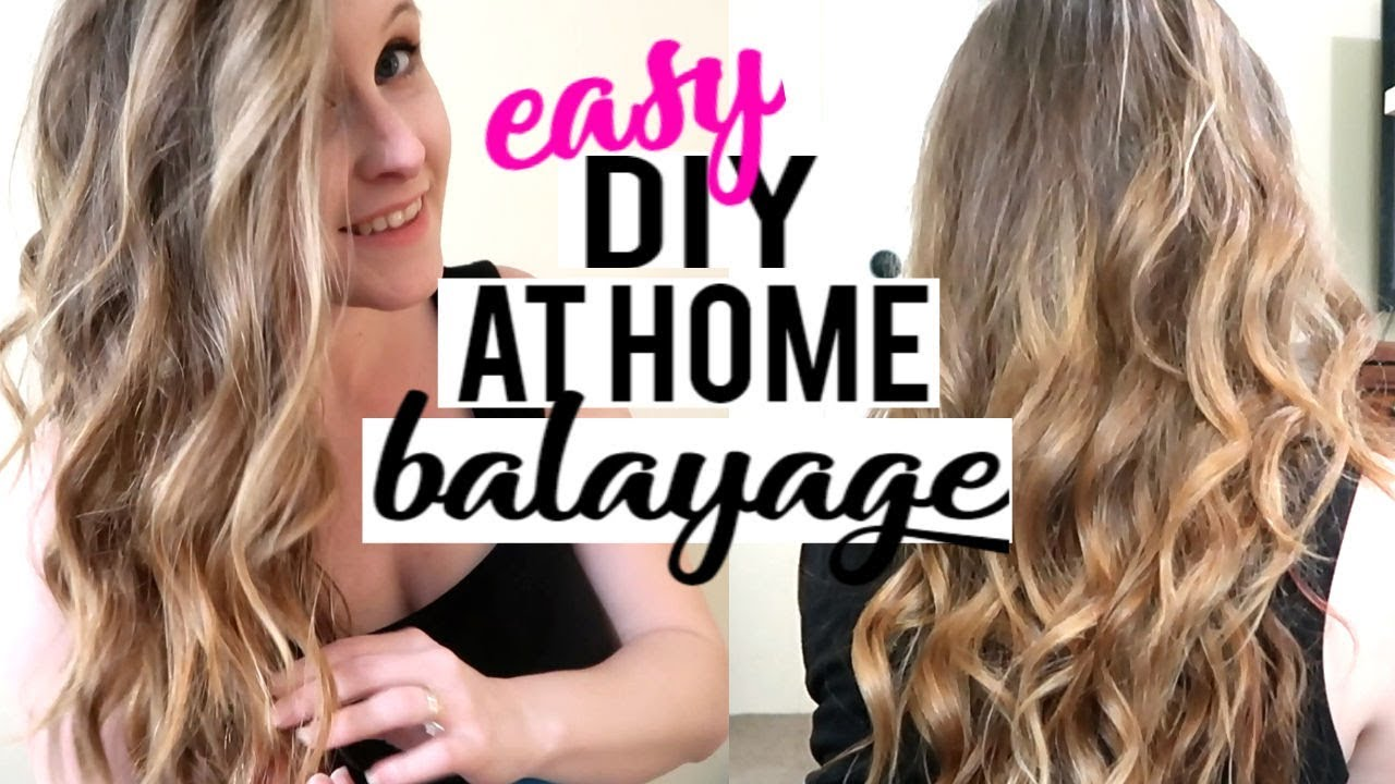 Light Works , The First Balayage At Home Hair Highlighting Kit