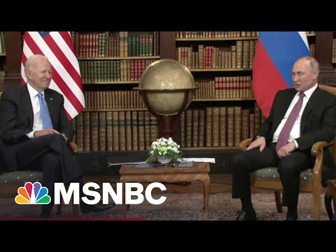 Russia Reacts To Biden-Putin Summit And Alexei Navalny Imprisonment