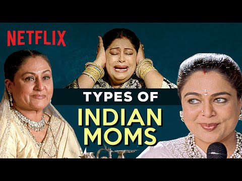 Types Of Indian Moms | Mothers Day Special | Netflix India