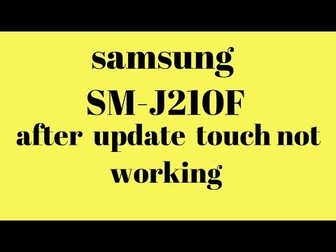 Samsung J200g After Flash Hang On Logo