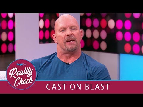 'Stone Cold' Steve Austin On Dwayne 'The Rock' Johnson, John Cena, Terry Crews & More | PeopleTV