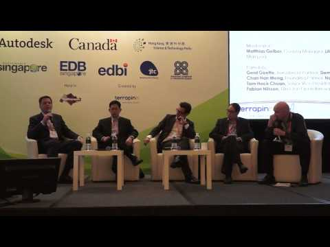 What makes a successful cleantech investment and partnership - Cleantech Partnership Forum