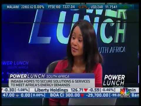 Africa Energy Indaba Power Lunch - 21 February 2018