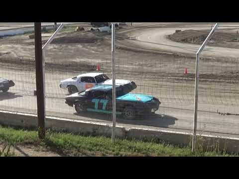 Barona Speedway Pure Stock Heat #1  5-4-2019