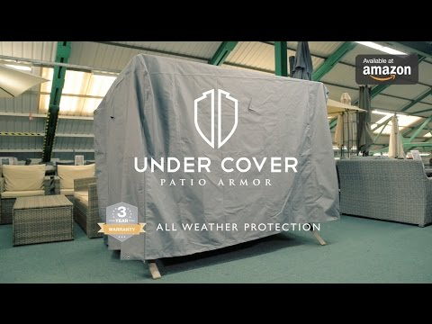 Garden Swing Chair Cover - Under Cover Protect