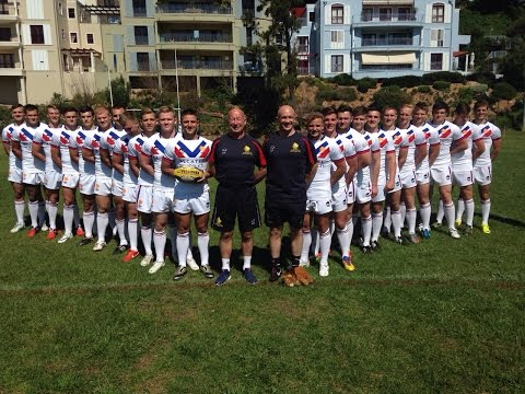 Great Britain Academic Lions Rugby League tour of South Africa