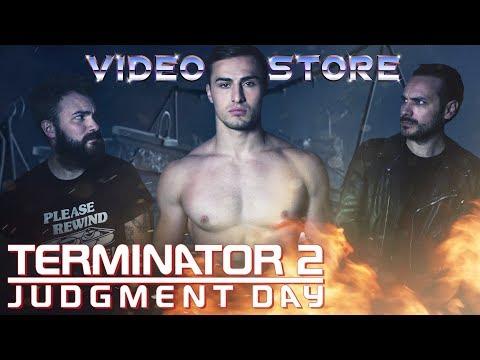 TERMINATOR 2 ( feat. IBRA TV )  - VIDEOSTORE #7