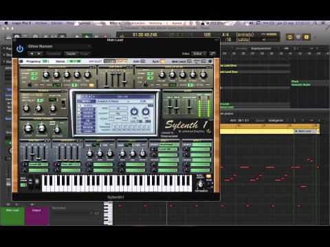 Dubvision - Backlash (Martin Garrix Edit) Logic Pro X Remake By: Willie Mireles