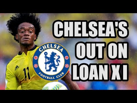 Chelsea's Out On Loan XI