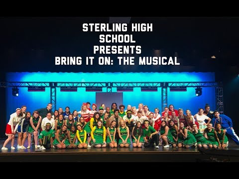 Sterling High School's Production of Bring It On: The Musical