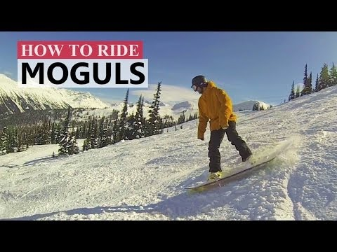 Download How to Turn in Moguls - Snowboarding Tips Pictures