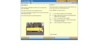 Driving Theory 4 All: LGV Driver CPC Step 2, Practice Case Studies
