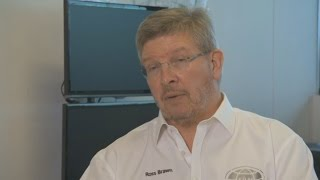 Channel 4 F1 - Interview with Sean Bratches and Ross Brawn