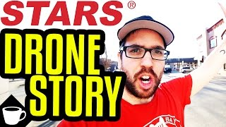 VLOG | My Side of the Story [Red Deer Drone STARS Helicopter Flight Path Incident]