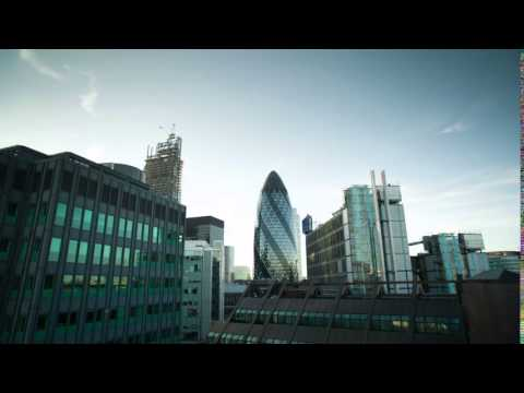 videohive 9171111 london england financial center business skyline at night