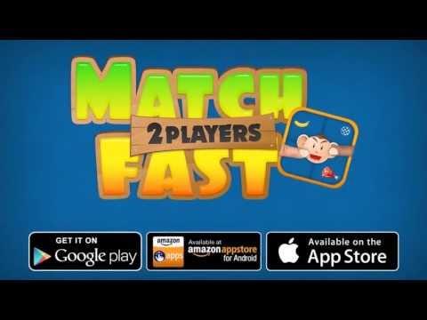 เกมสำหรับเล่น2คน: เกมMatch Fast