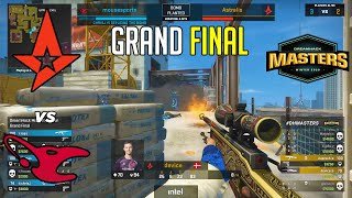 GRAND FINAL! Astralis vs Mousesports - DreamHack Masters - HIGHLIGHTS l CSGO