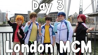 [ VLOG ] London MCM Expo (Day 3)