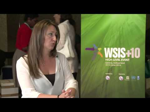 WSIS+10 INTERVIEW: Ioanna Samprakou,  Director of the SG of Telecommunications and Posts, Greece