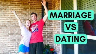 Differences Between Dating vs. Marriage | Dealing With Grief | One Year Anniversary