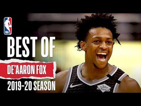 Best Of De'Aaron Fox | 2019-20 NBA Season