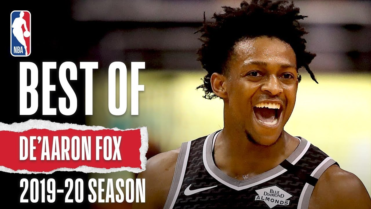 Best of De'Aaron Fox | 2019-20 NBA Season