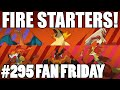 Fire Mono Starters Pokemon Omega Ruby Alpha Sapphire WiFi Battle Fan Fridays 295 May