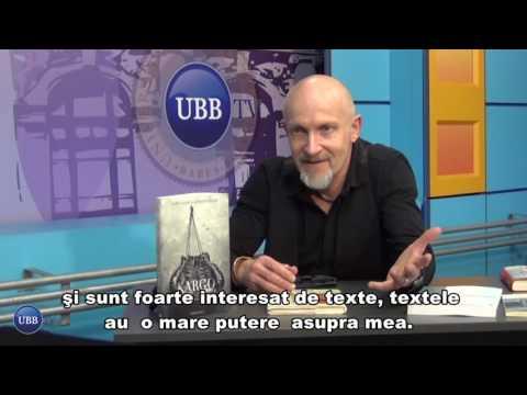 Interviu Lars Saabye Christensen UBB TV