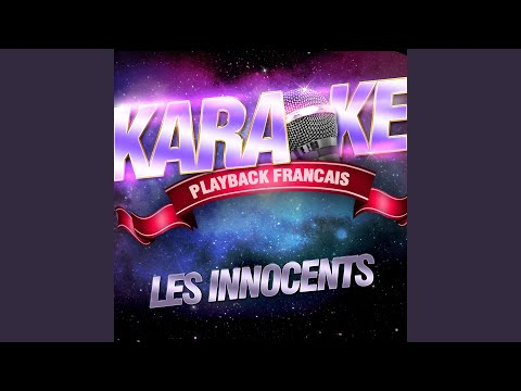 L'autre Finistère — Karaoké Avec Chant Témoin — Rendu Célèbre Par Les Innocents