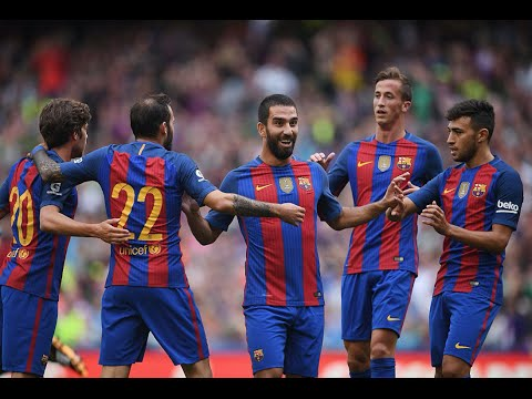 Arda Turan •Ready For The Challenge 2016/2017 Goals•