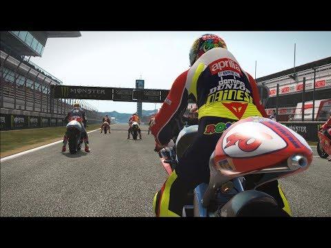MotoGP 17 - Aprilia RSW 1998 - Test Ride Gameplay (PC HD) [1080p60FPS] |