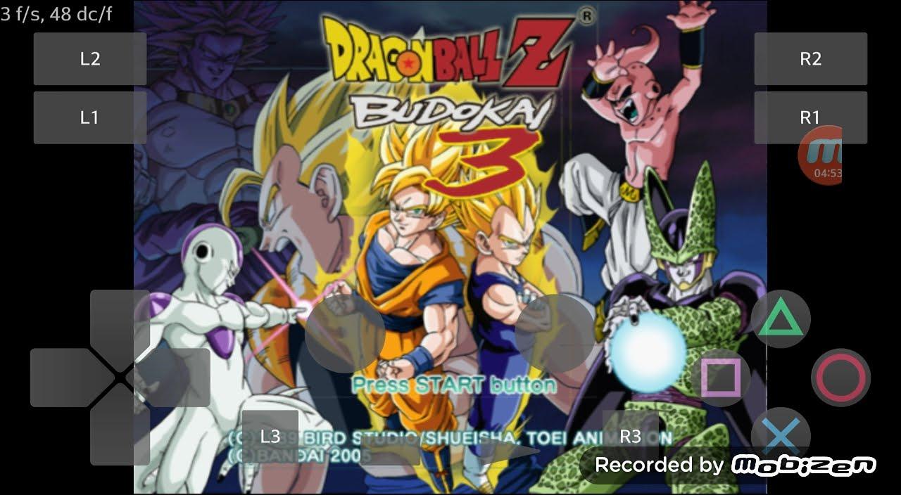dragon ball z budokai tenkaichi 3 game apk download