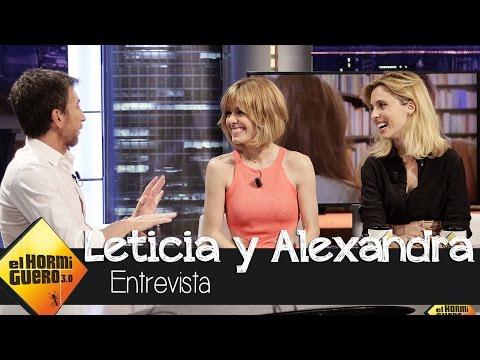 Leticia Dolera y Alexandra Jiménez: 'La gente normal no existe' - El Hormiguero