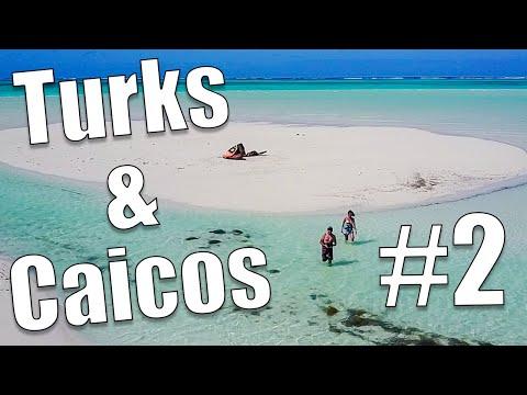 Turks and Caicos Islands - Kitesurfing adventures #2