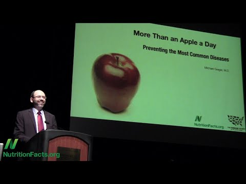 More Than an Apple a Day: Preventing Our Most Common Disease