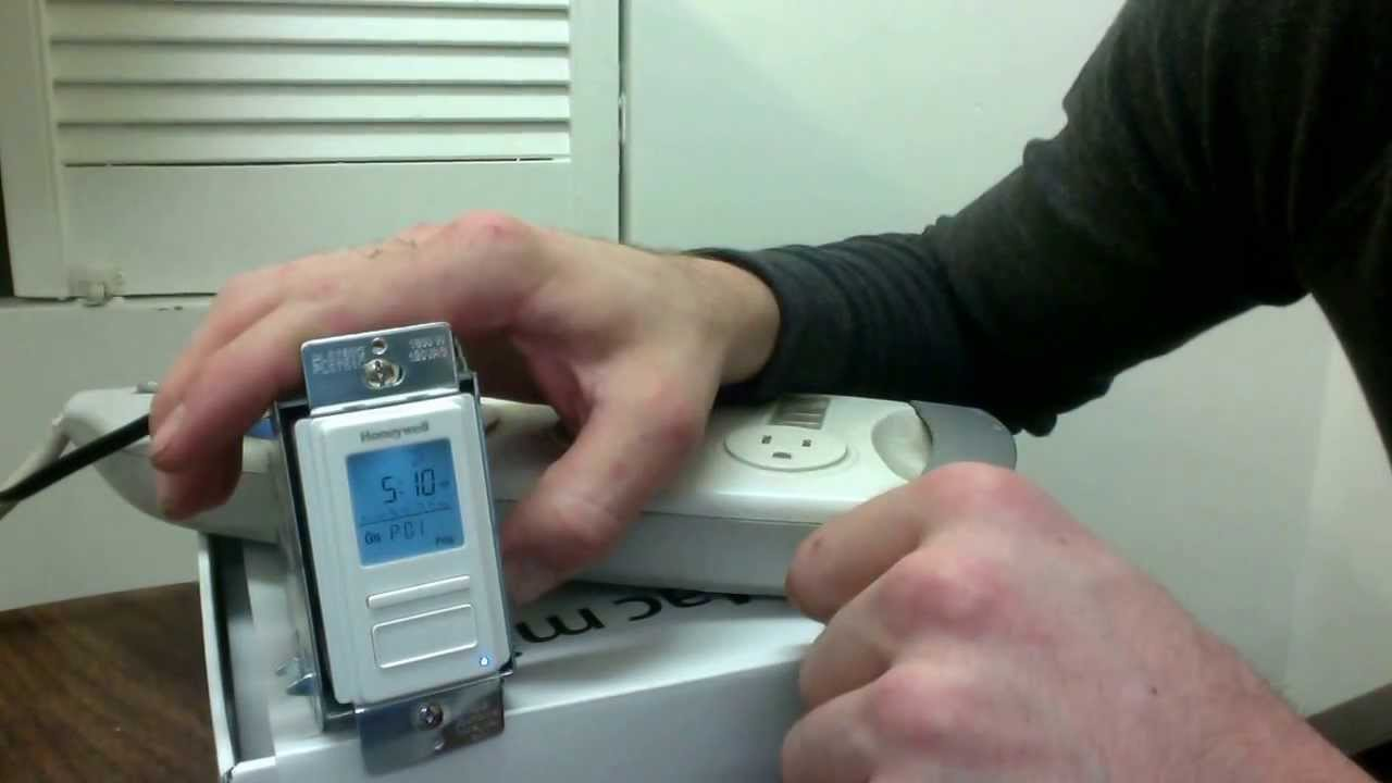maxresdefault honeywell timer tutorial youtube Appliance Switch Honeywell at panicattacktreatment.co