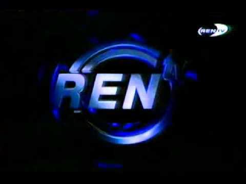 """Заставка """"REN-TV представляет"""""""