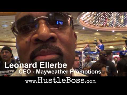 Leonard Ellerbe reveals why he confonted Gabriel Rosado during his face off with J'Leon Love