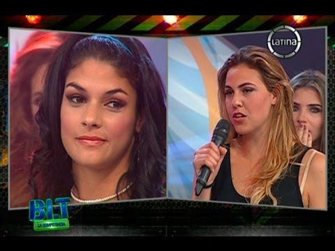 Valentina a Brunella: `A mí no me interesas tú, me importa Álvaro`