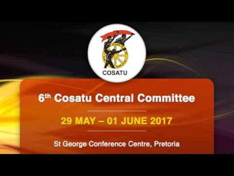 Cosatu's 6th Central Committee meeting part 1
