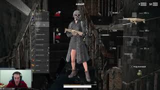 25 kills game (solo vs squads) PUBG