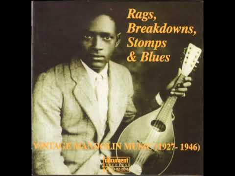 Vintage Mandolin Music 1927 - 1946 (Rags, Breakdowns, Stomps & Blues) [2003] - Various Artists