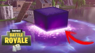 "CUBE FELL THE BALSA MOREY TIME ACCURACY ""FORTNITE"""