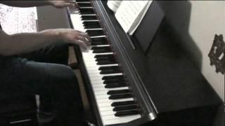 Queen - A Kind of Magic (piano version)