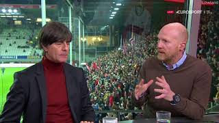 Joachim Löw pre-match Interview - SC Freiburg v VfB Stuttgart 2017/18