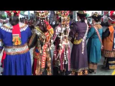 原住民傳統婚禮舞會-吉祥vs艷菁 - YouTube