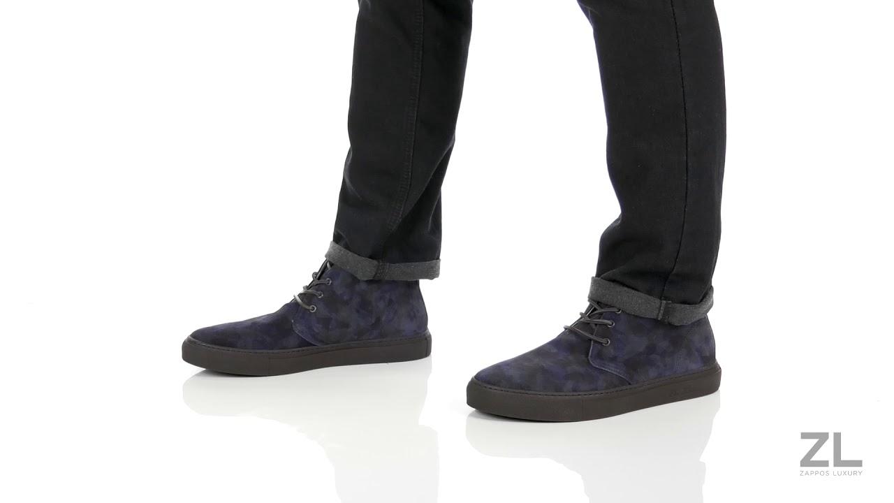 Del Toro Chukka Sneaker SKU: 9012431