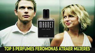 5 perfumes para hombre con feromonas para atraer a las mujeres